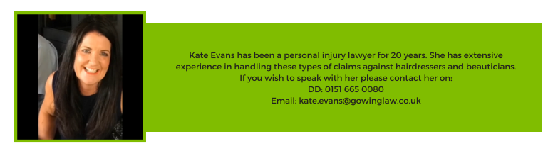 Kate Evans contact information